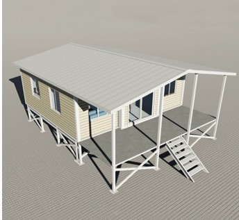 container house customized 20ft and 40ft expandable container house-L