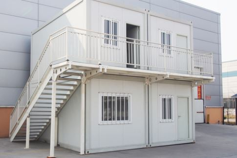 Multi-Type Customized Container House For Office
