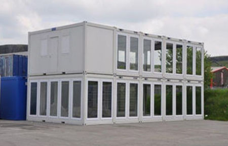Prefab Modular Housing
