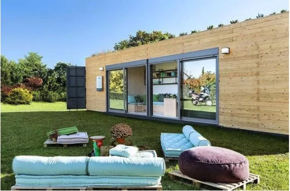 Container House is More Cost-effective Than Villa