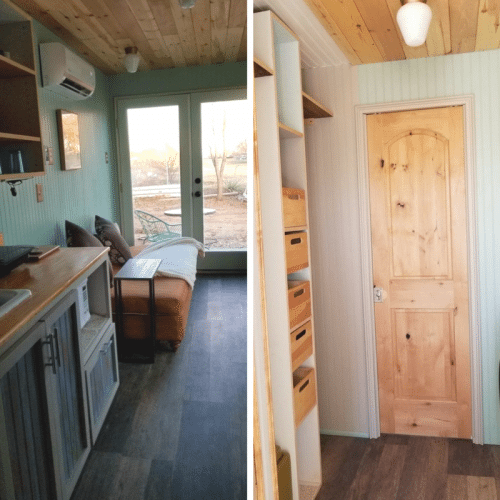 TINY AUSTIN CONTAINER HOME