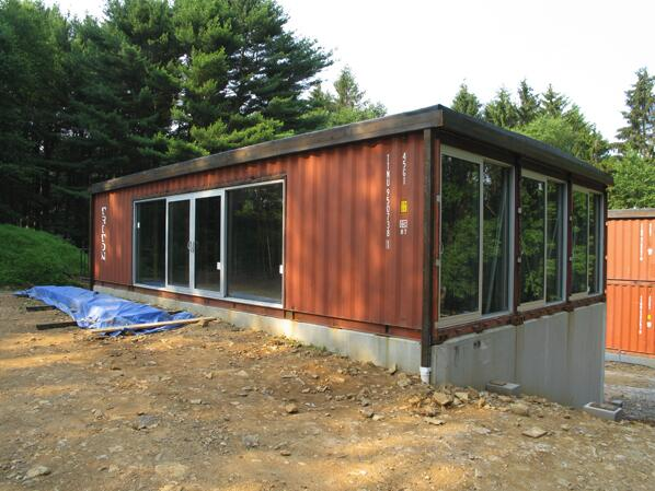 Shipping Container House for home