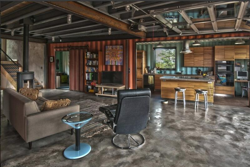 Container Conversion Homes