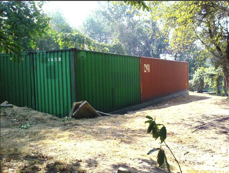 Sea Storage Container Houses