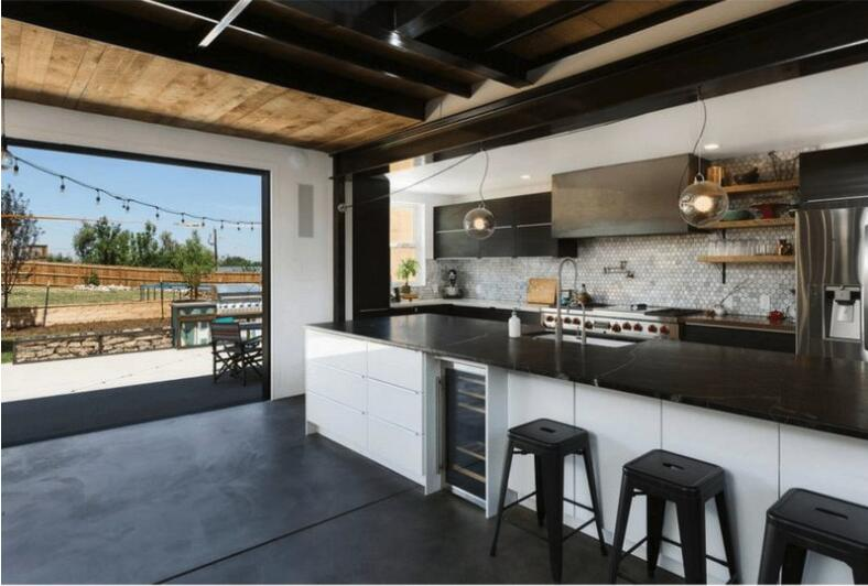 UNIQUE DENVER SHIPPING CONTAINER HOME