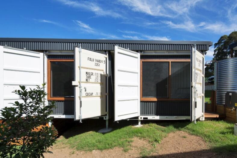 SOUTH COAST CONTAINER HOUSE