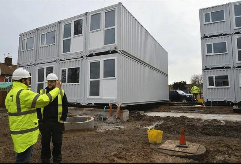 MARSTON COURT CONTAINER HOMES