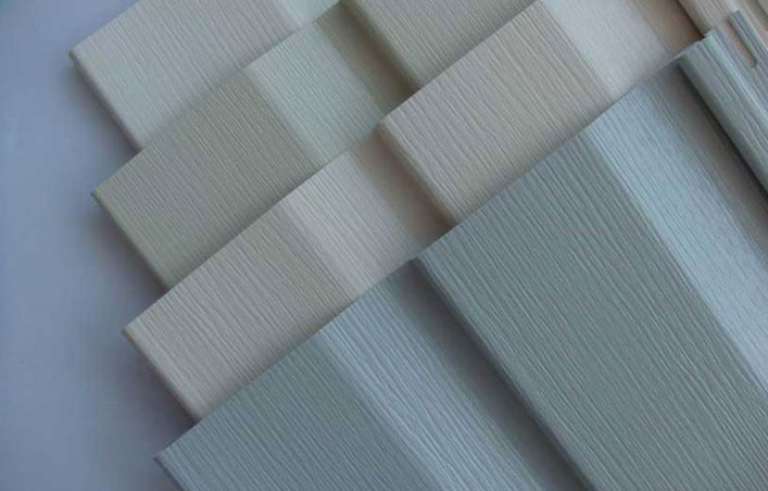 PVC Exterior Wall Cladding