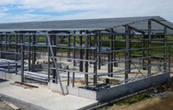 Light Framing Industry Structural Steel Barn AISI Standard
