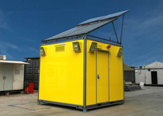 Prefab Flat Pack Container Homes