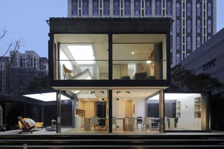 Container house will become the future direction of housing