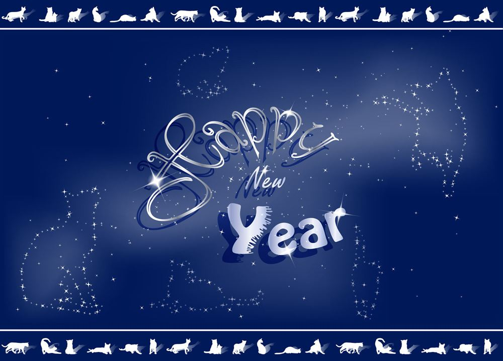 WZH Wishing you happiness throughout the New Year