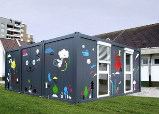 Five Details for Installation of Container House