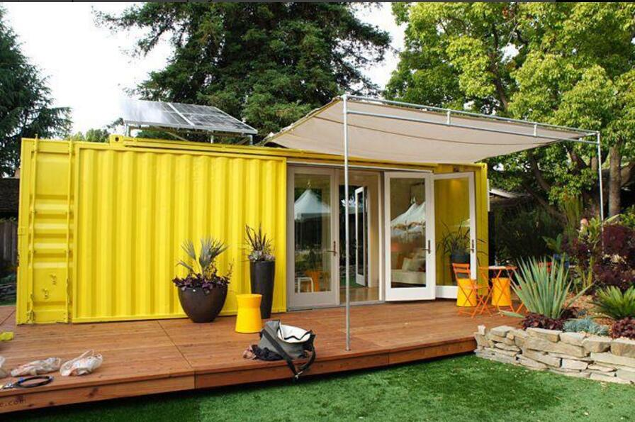 Low price and new style of living Container home tiny house in USA