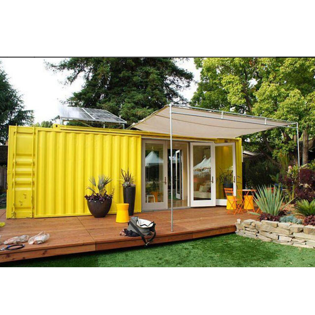 Modern style Container house for camping