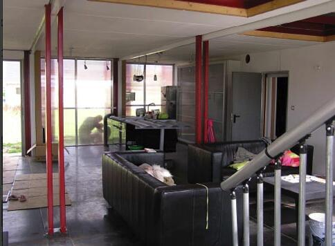 a House Out of Shipping Containers