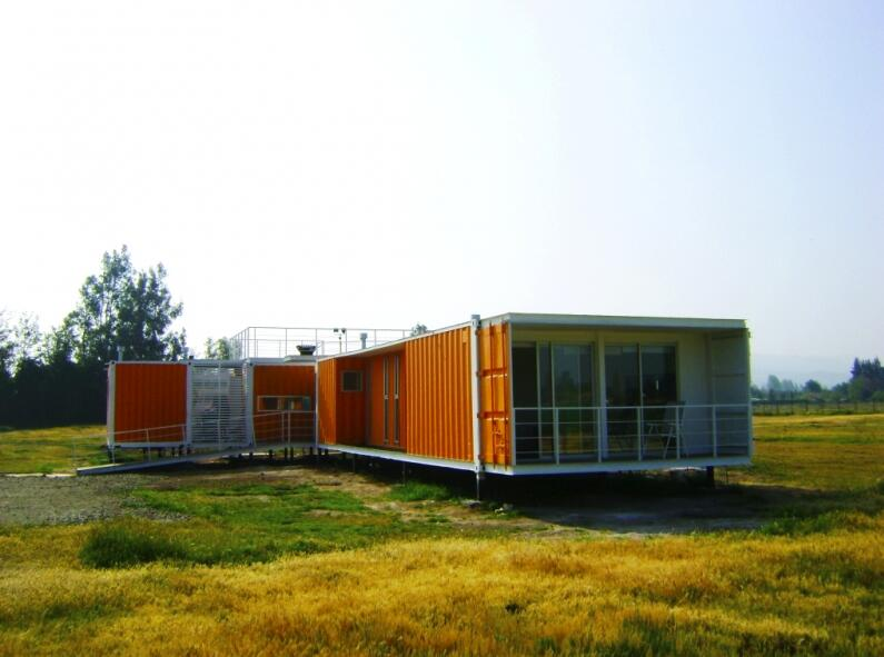 Liray House Shipping Container Home
