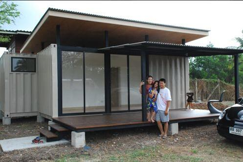 Number of Shipping Containers Used in Cheap Container Homes