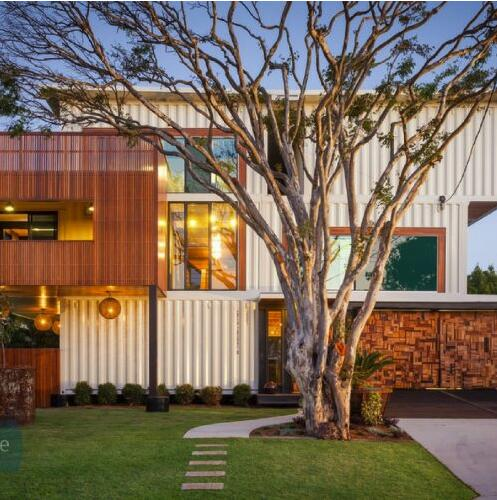 SHIPPING CONTAINER HOME-L