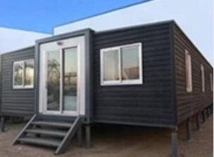 40FT expandable container house in australia