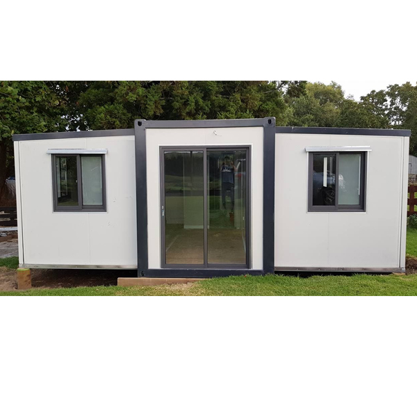 Customized expandable Container miniature houses for sale-L